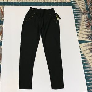 Pants - Black trousers